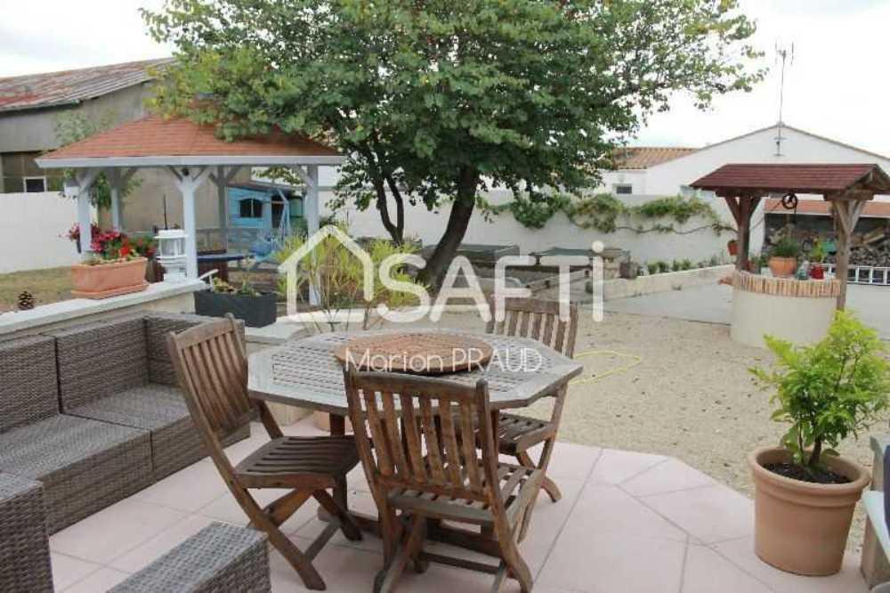 Coëx Vendée Haus Bild 4075160