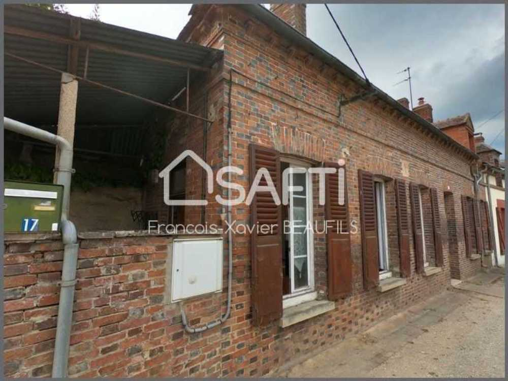 Thorigny-sur-Oreuse Yonne Haus Bild 4084881