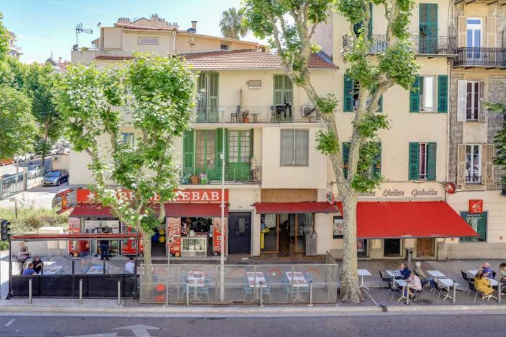Nice Alpes-Maritimes Apartment Bild 4049380