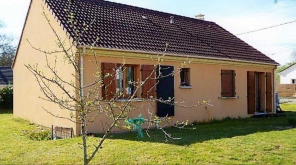 Montargis Loiret Haus Bild 4051738