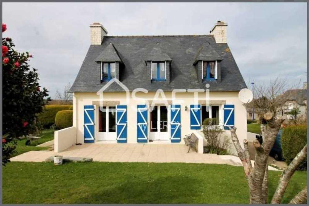 te koop huis Louannec Bretagne 1