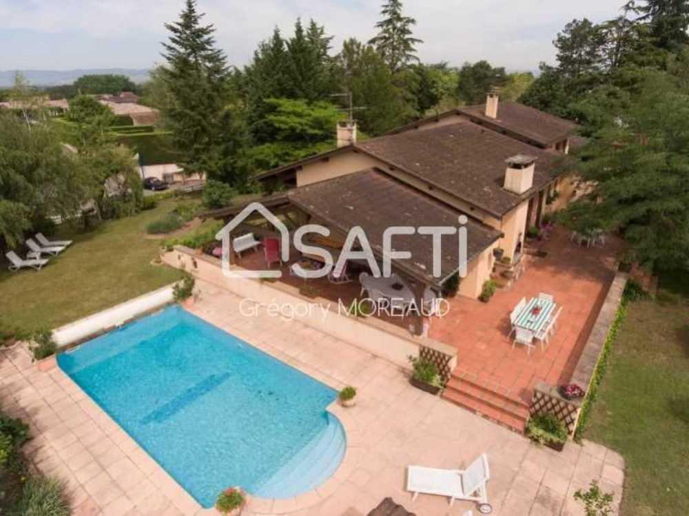 Montmerle-sur-Saône Ain maison photo 4087674