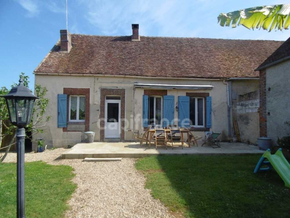Thorigny-sur-Oreuse Yonne Haus Bild 4044666