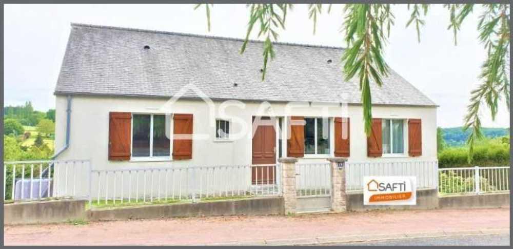 Marcé-sur-Esves Indre-et-Loire huis foto 4083270
