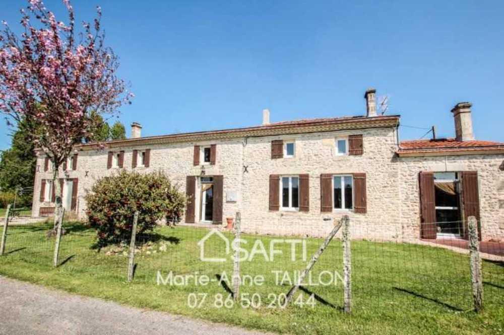 Saint-Androny Gironde huis foto 4078625