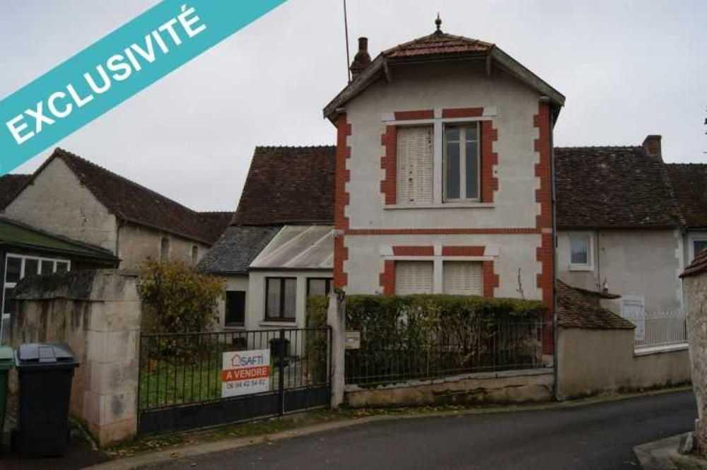 Yzeures-sur-Creuse Indre-et-Loire huis foto 4082245