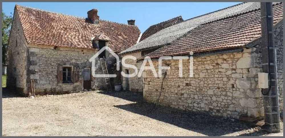Le Grand-Pressigny Indre-et-Loire Haus Bild 4083620