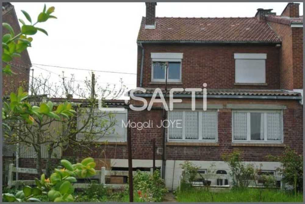 Calonne-Ricouart Pas-de-Calais Haus Bild 4084046