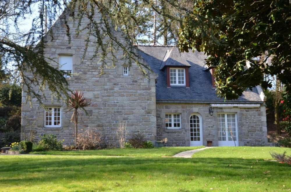 Caudan Morbihan Haus Bild 4088721