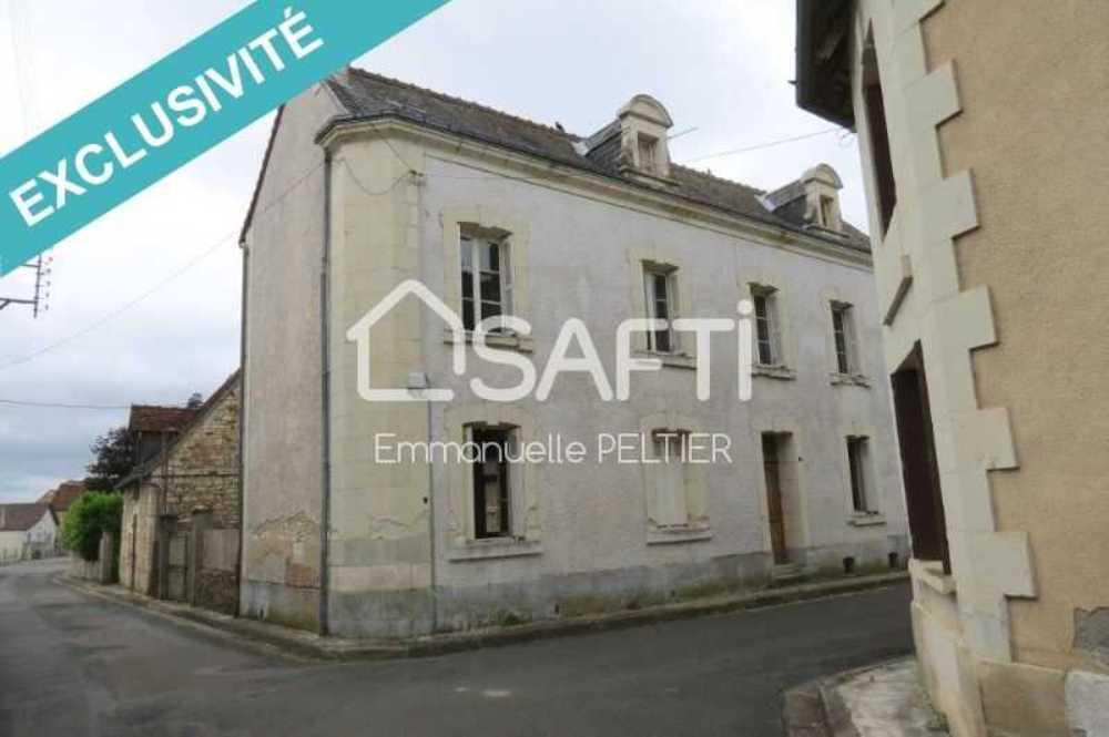Civray-sur-Esves Indre-et-Loire huis foto 4087047