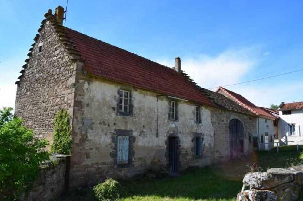 Saint-Gal-sur-Sioule Puy-de-Dôme Haus Bild 4077532