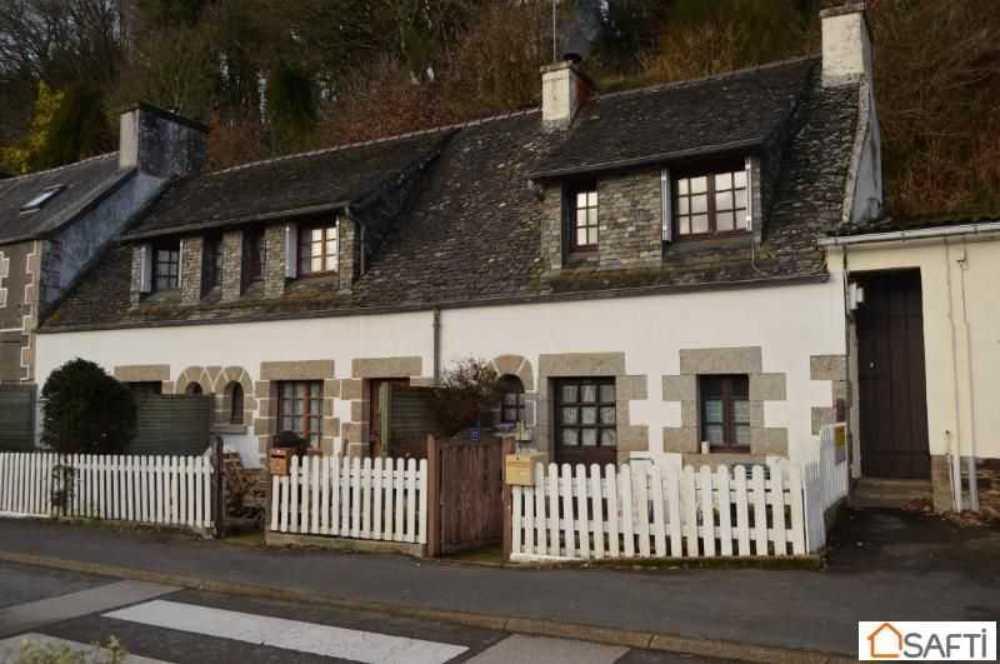 Plouigneau Finistère Haus Bild 4074650