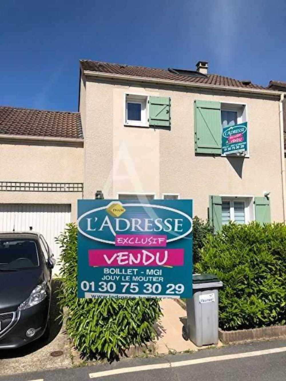 Vauréal Val-d'Oise Haus Bild 4088366