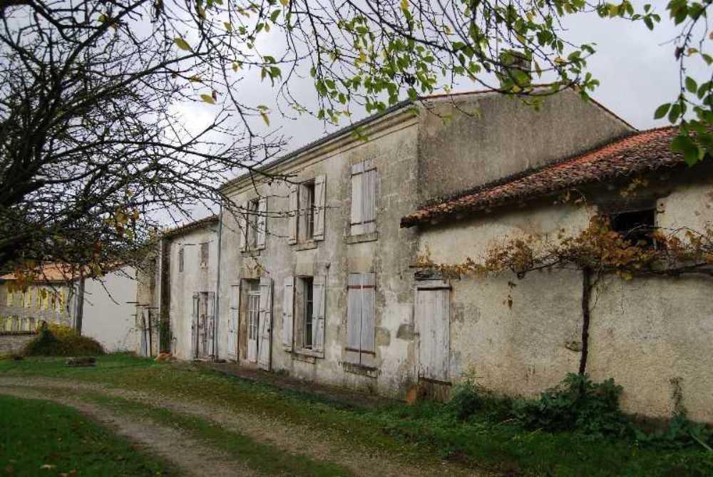 Les Églises-d'Argenteuil Charente-Maritime huis foto 4082025