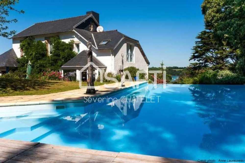 à vendre maison Moëlan-sur-Mer Bretagne 1