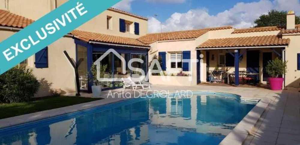 Aubigny Vendée Haus Bild 4077375