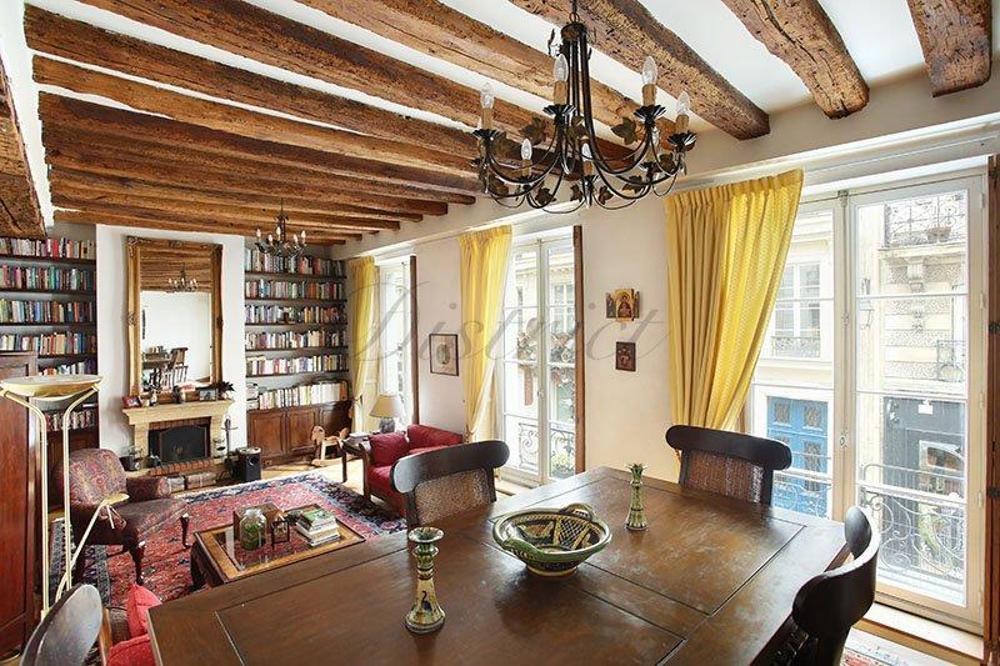 Paris 4e Arrondissement Paris (Seine) appartement photo 4137905