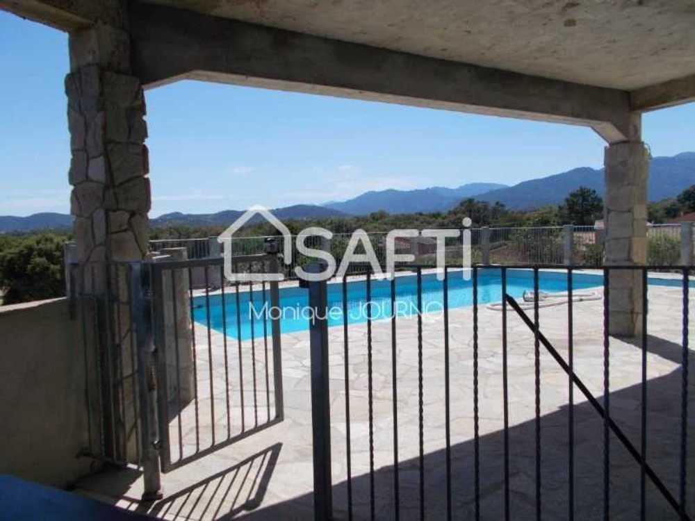 Sainte-Lucie-de-Porto-Vecchio Corse-du-Sud huis foto 4086892