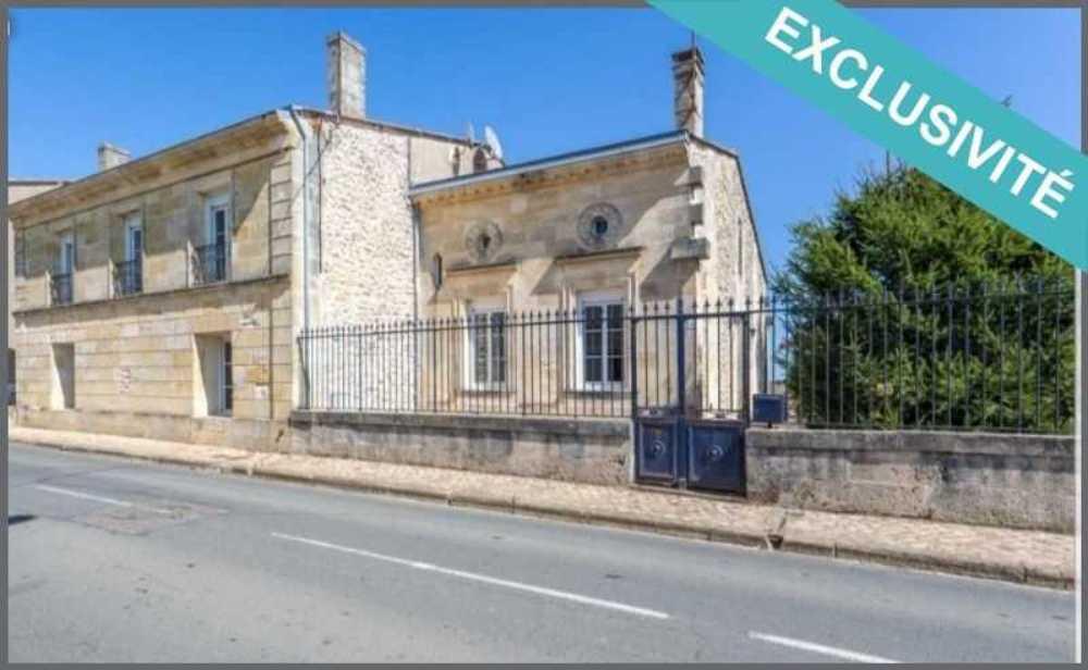 Saint-Seurin-de-Cadourne Gironde Haus Bild 4073163