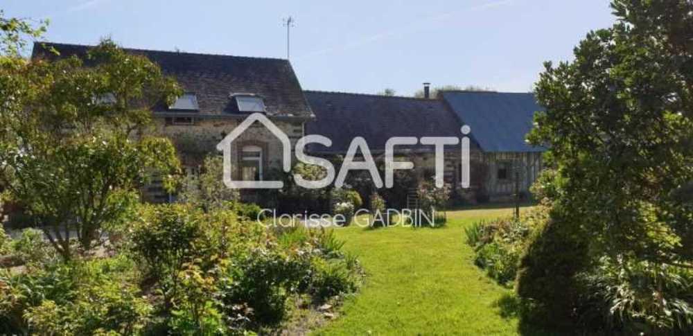 La Guerche-de-Bretagne Ille-et-Vilaine Haus Bild 4080502