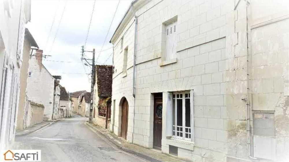 Le Grand-Pressigny Indre-et-Loire Haus Bild 4073262