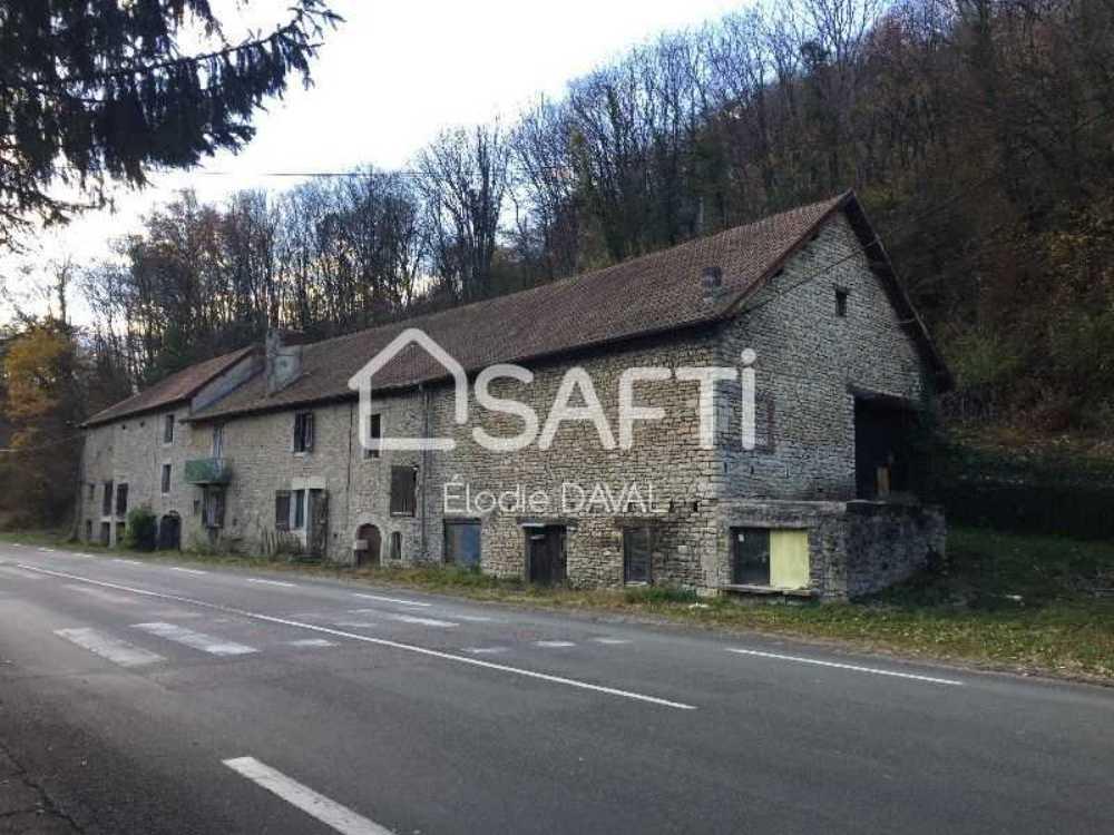 Baume-les-Dames Doubs Haus Bild 4078271