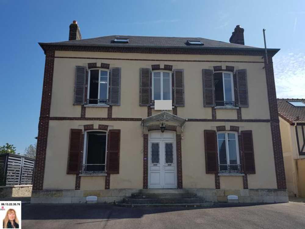 Gasny Eure Haus Bild 4063921
