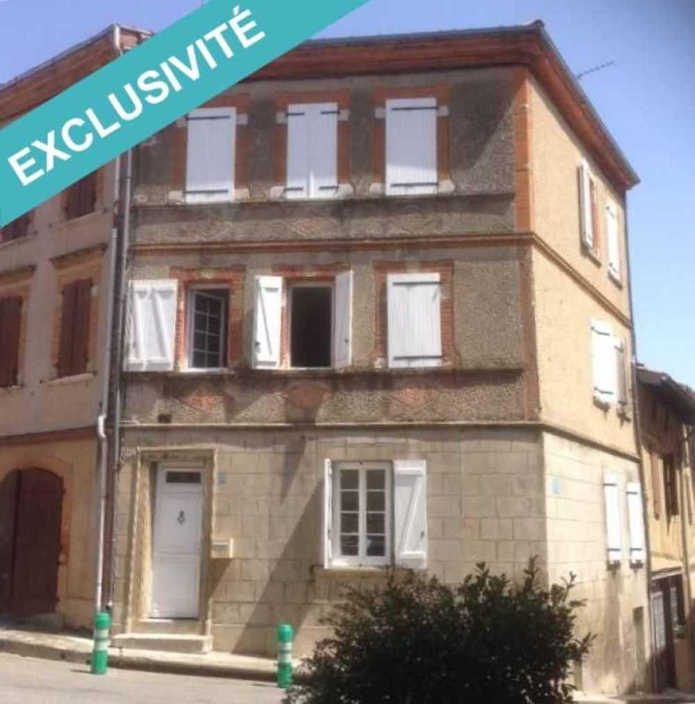 Lézat-sur-Lèze Ariège huis foto 4080133