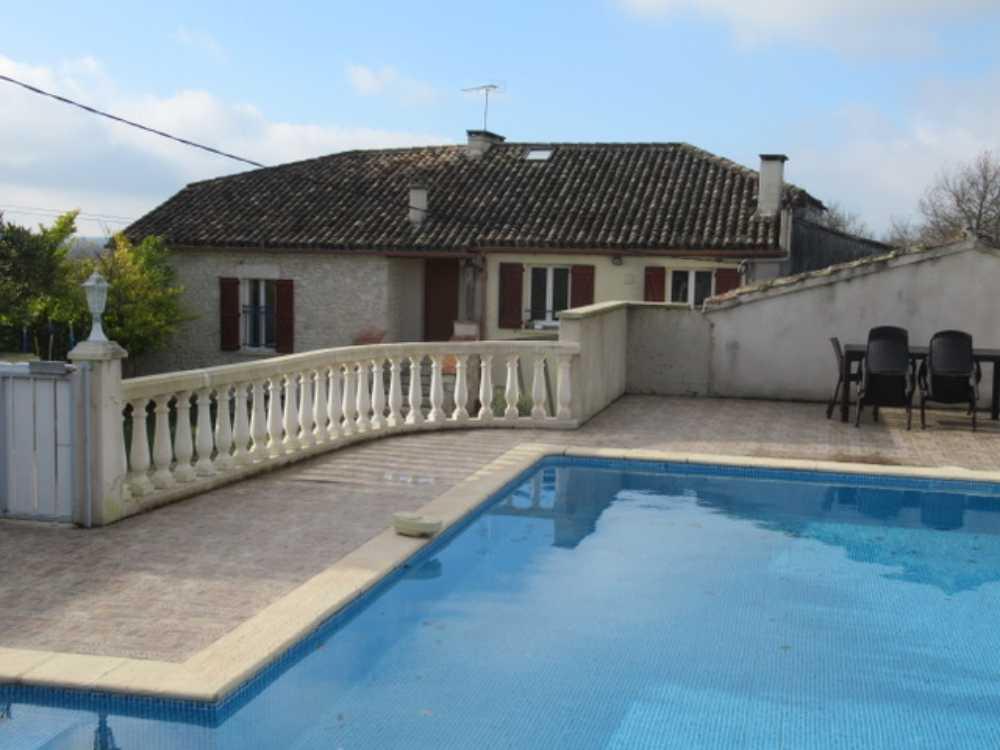 Montcuq Lot Haus Bild 4043681