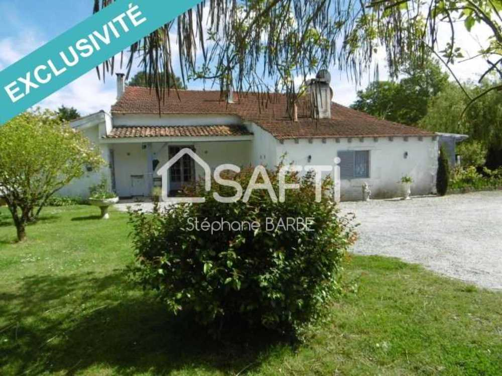 Vendays-Montalivet Gironde huis foto 4081252