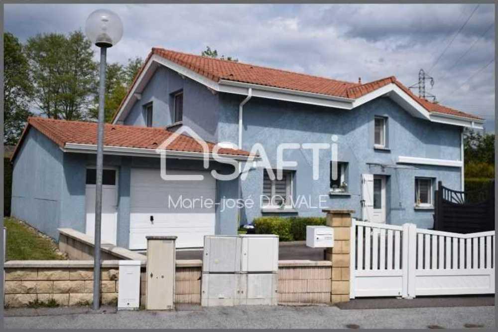 Remiremont Vosges Haus Bild 4080732