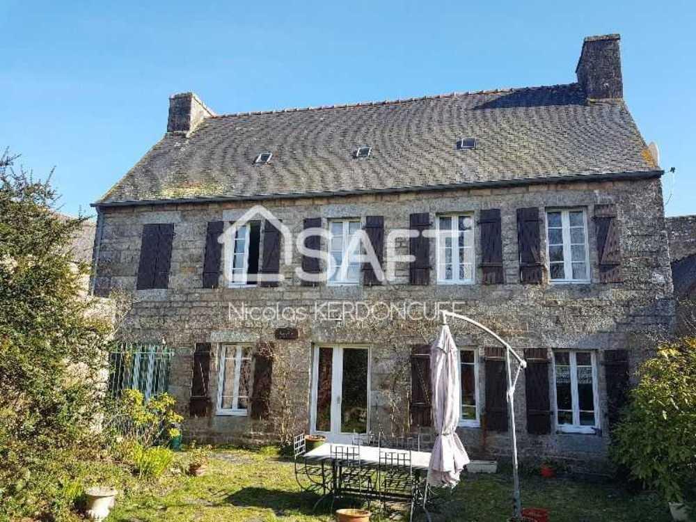 Plouaret Côtes-d'Armor Haus Bild 4085698