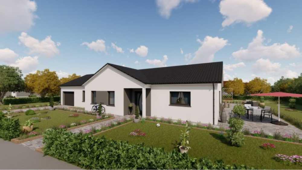 Xousse Meurthe-et-Moselle Haus Bild 4051114