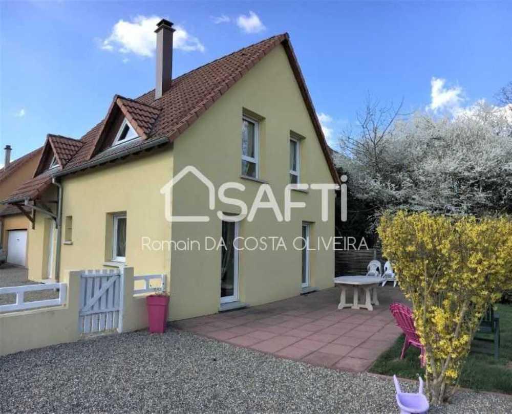 Bindernheim Bas-Rhin huis foto 4081860