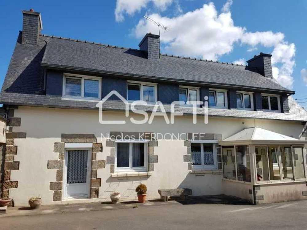 Plouaret Côtes-d'Armor Haus Bild 4085805