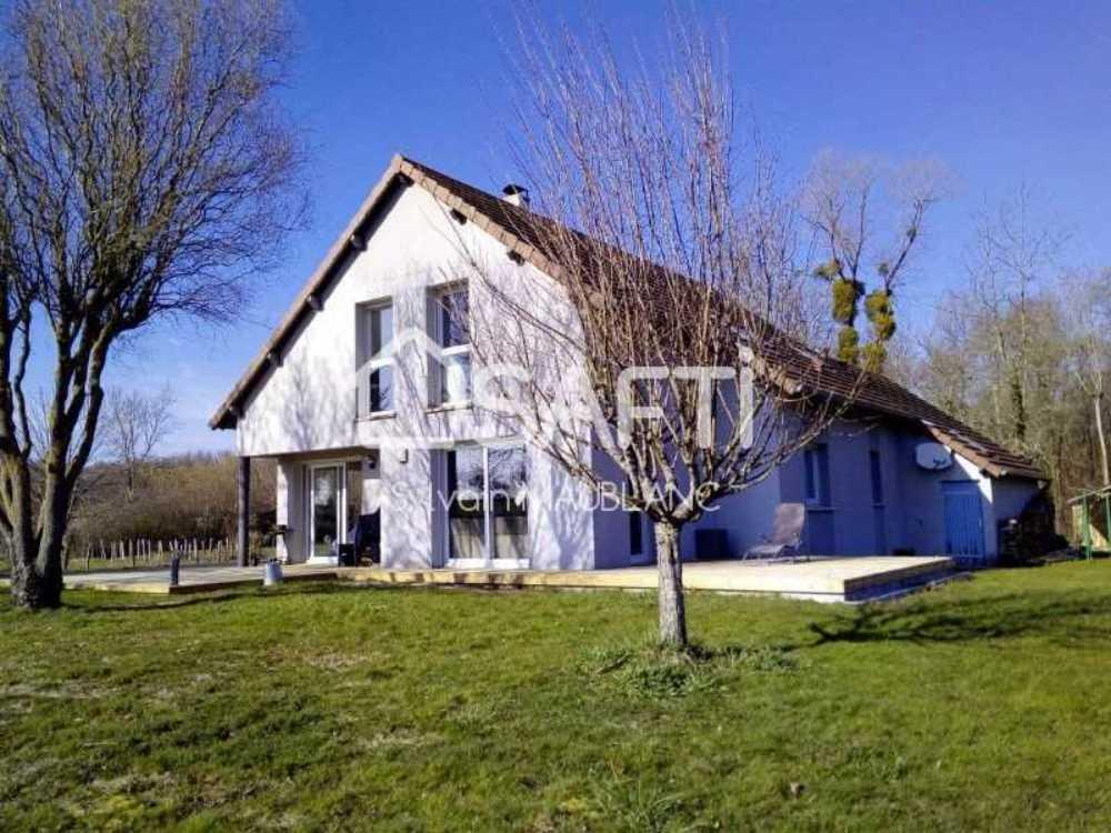 Lons-le-Saunier Jura maison photo 4085409