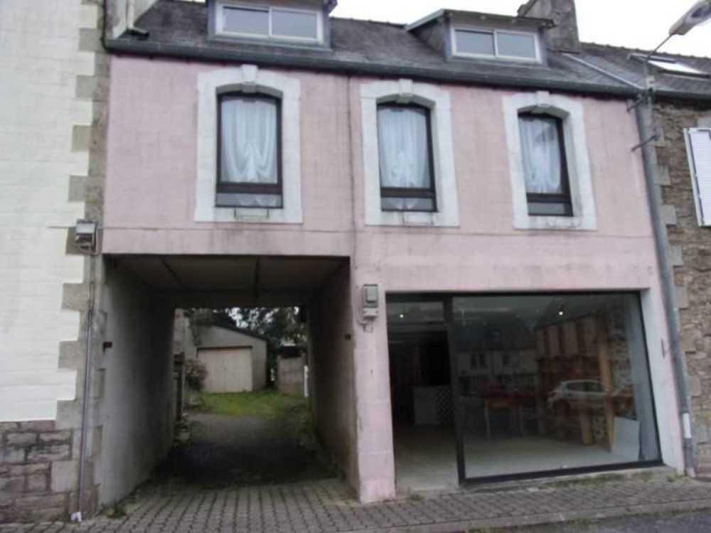 Plouigneau Finistère Haus Bild 4074393