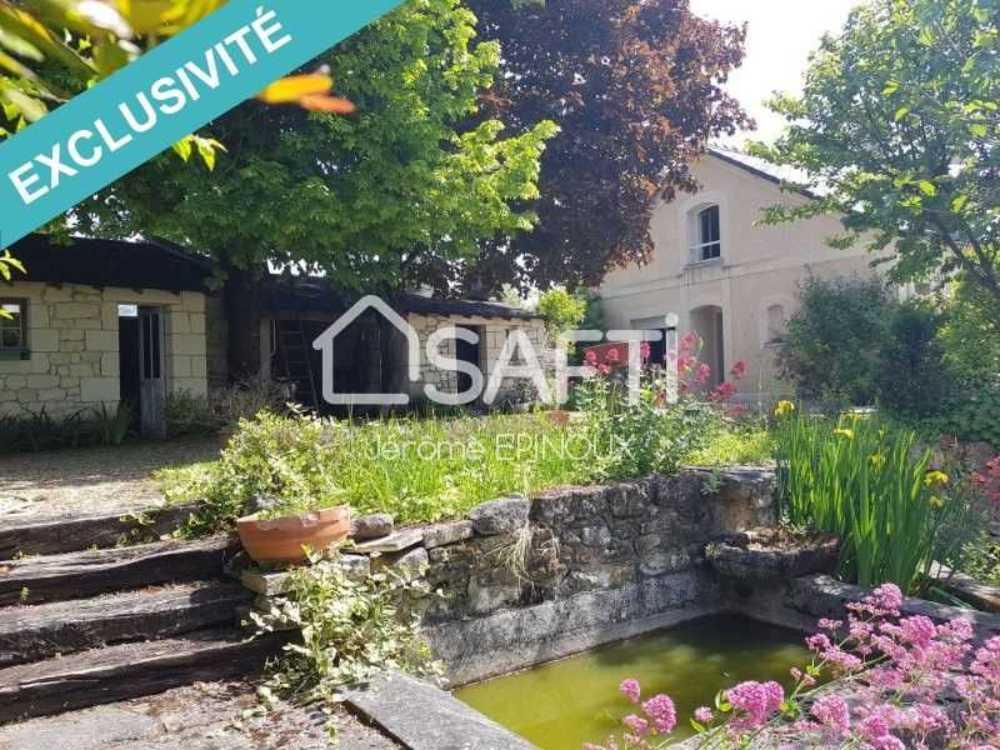 Noyant-de-Touraine Indre-et-Loire huis foto 4085809