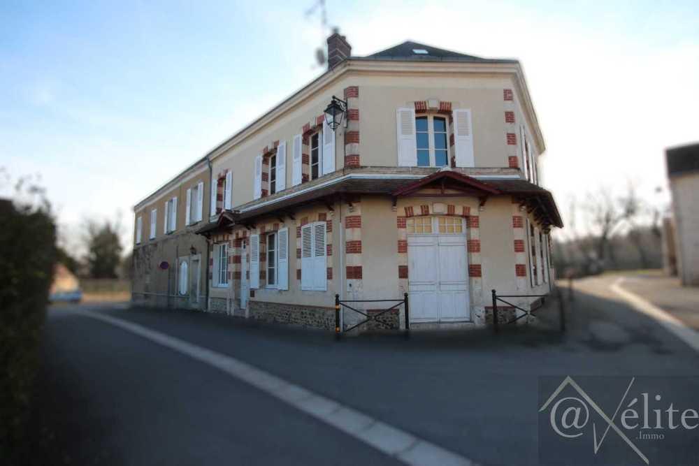 Montigny-le-Gannelon Eure-et-Loir huis foto 4055471