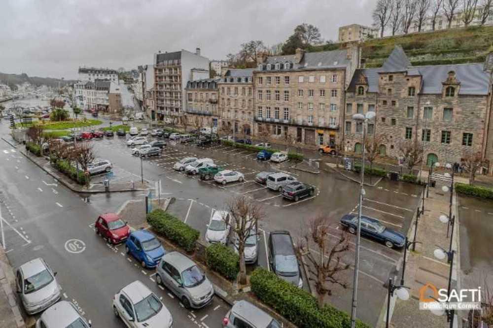 Morlaix Finistère appartement foto 4079597