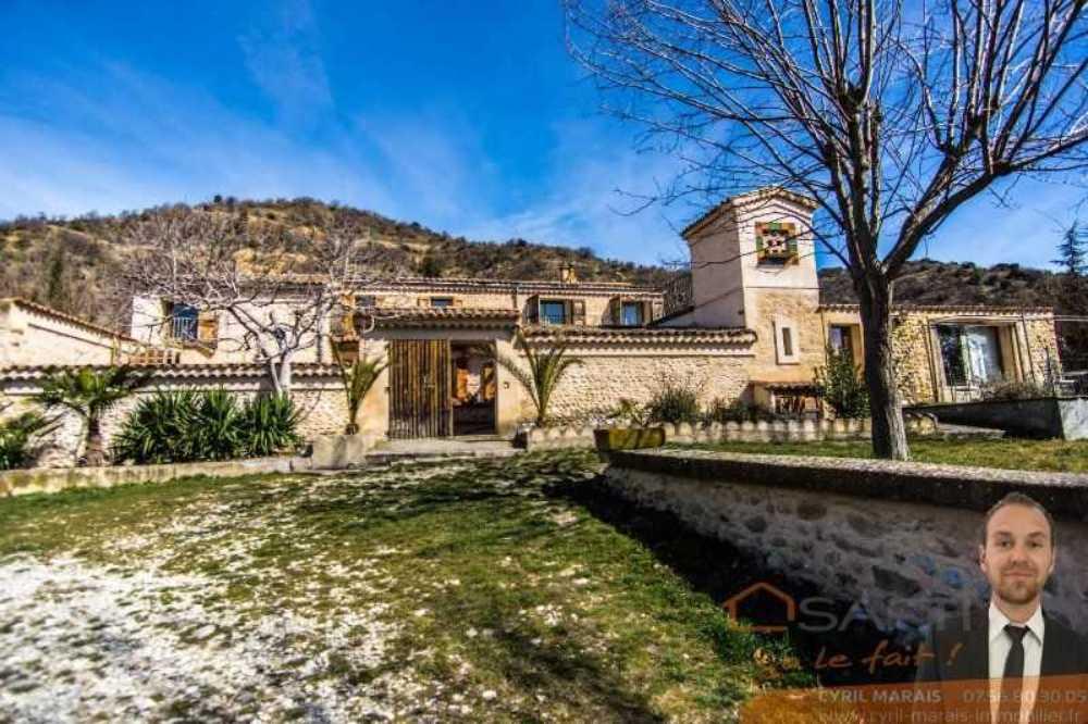 Mirabeau Alpes-de-Haute-Provence huis foto 4076296