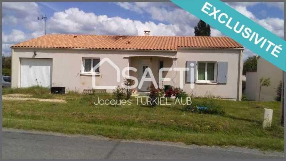 Pisany Charente-Maritime huis foto 4087637