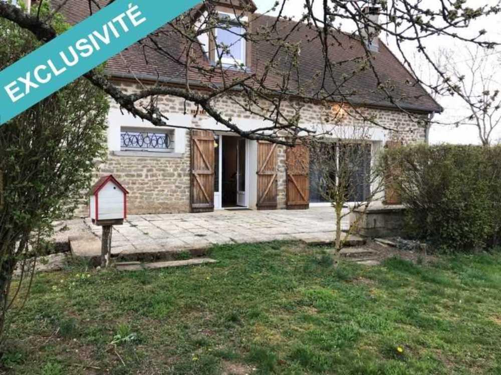 Arnay-le-Duc Côte-d'Or huis foto 4075916