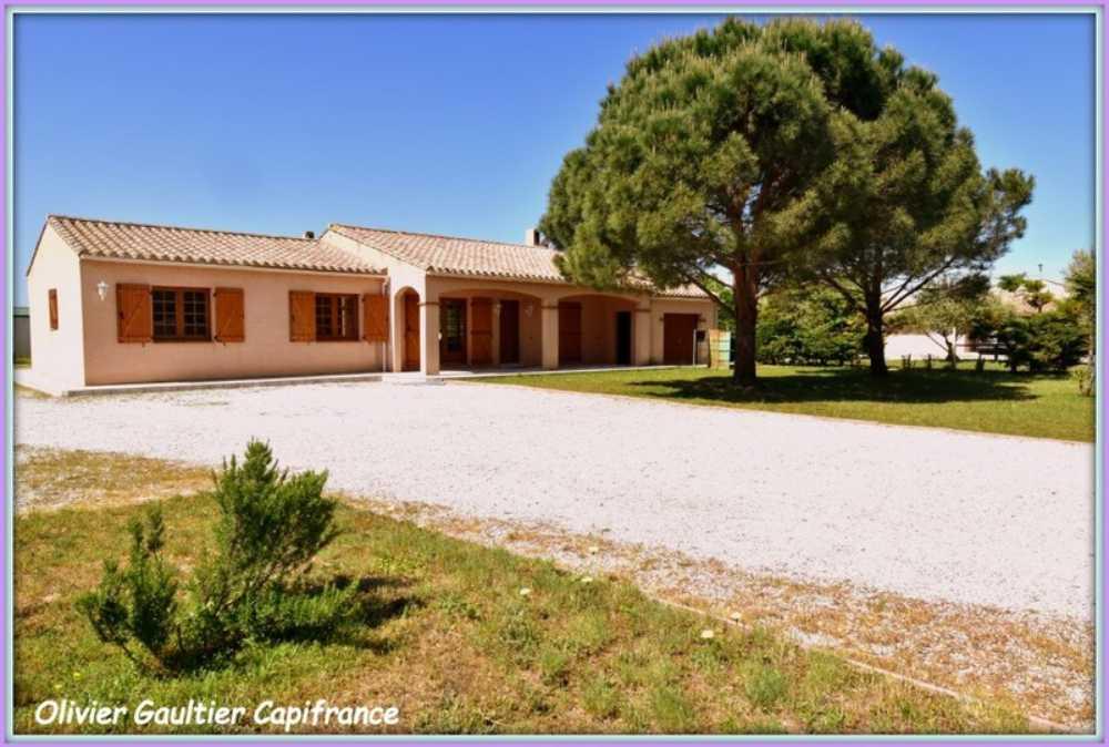 Lézignan-Corbières Aude Haus Bild 4022639