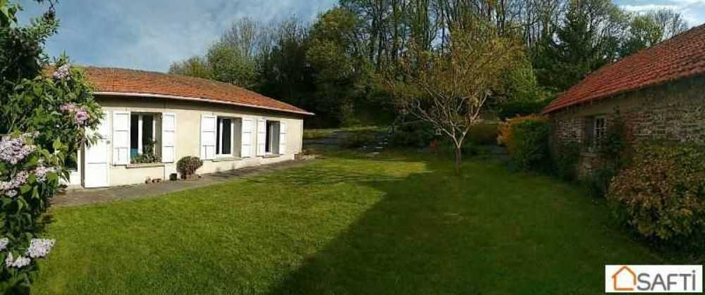Criel-sur-Mer Seine-Maritime maison photo 4075518