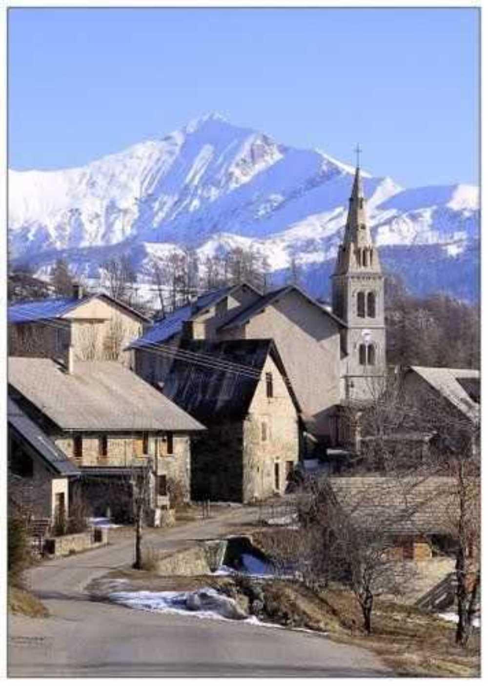 Saint-Michel-de-Chaillol Hautes-Alpes Apartment Bild 4078461