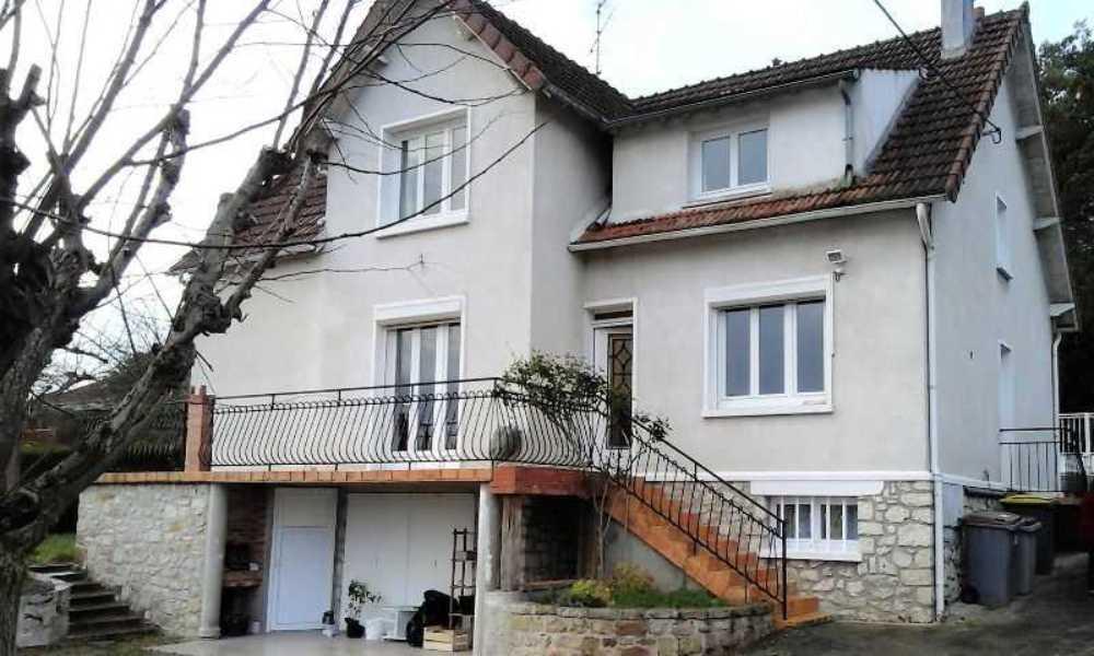 Montigny-sur-Loing Seine-et-Marne huis foto 4083521