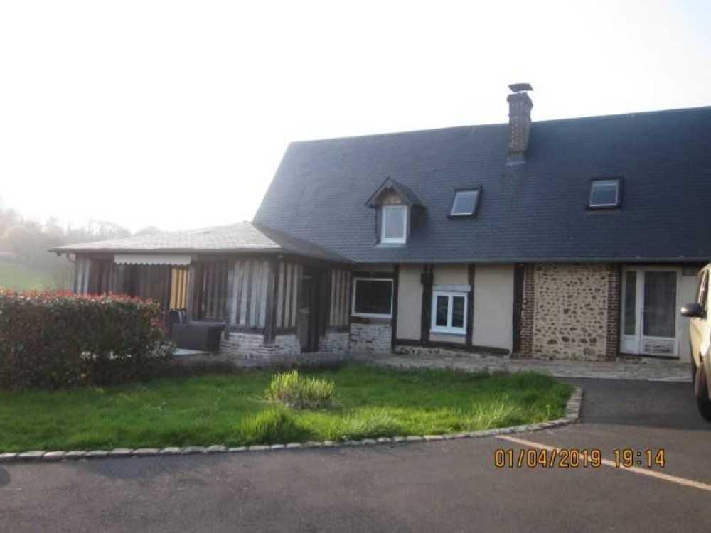 La Folletière-Abenon Calvados huis foto 4077361
