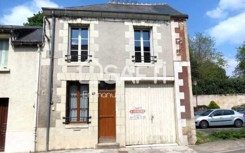 Yzeures-sur-Creuse Indre-et-Loire huis foto 4079510