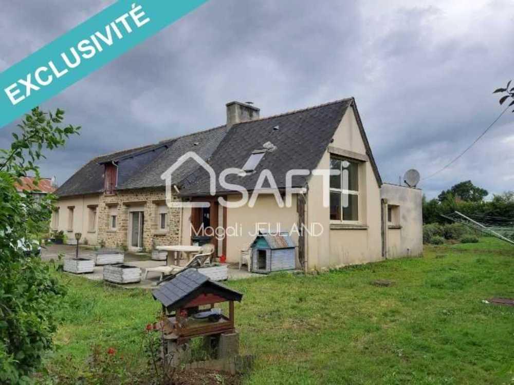 La Guerche-de-Bretagne Ille-et-Vilaine Haus Bild 4087744